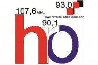 Hrvatski Radio Otocac logo