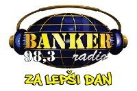 Banker Cafe Radio logo