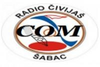 Civijaš Radio Šabac logo