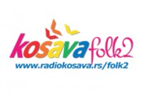 Košava Folk 2 Radio logo
