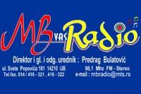 MB Radio logo