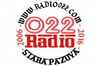 Radio 022 logo