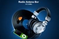 Radio Antena Bor logo