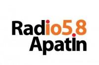 Radio Apatin 105.8 FM logo