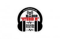 Radio Studio M logo
