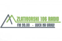 Zlatiborski 106 radio logo