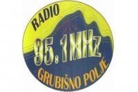 Radio Grubišno Polje logo
