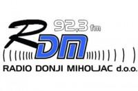 Radio Donji Miholjac logo