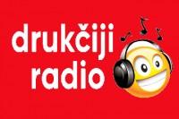 Radio Drukčiji logo