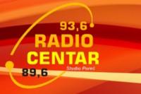 Radio Centar Studio Poreč logo
