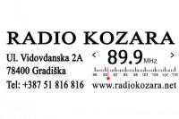Radio Kozara logo